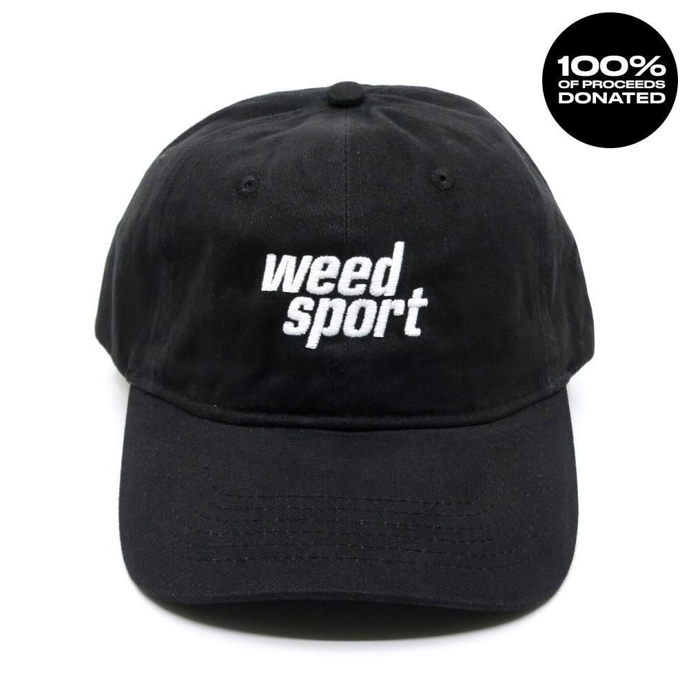 Logo Cap (Black)