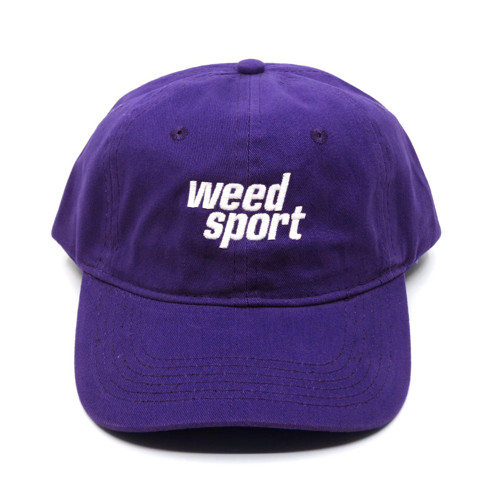 Logo Cap (Purple)