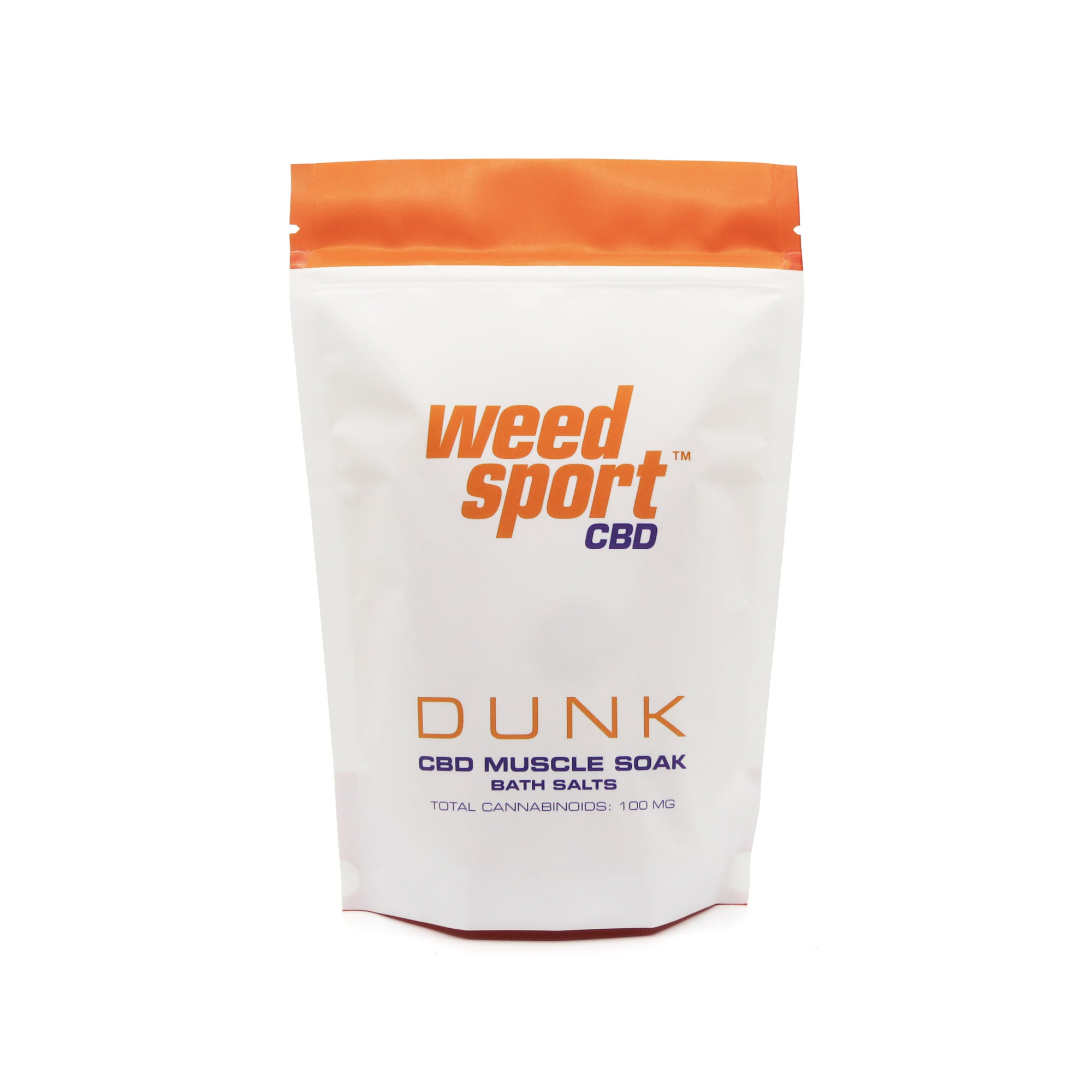 DUNK CBD Muscle Soak