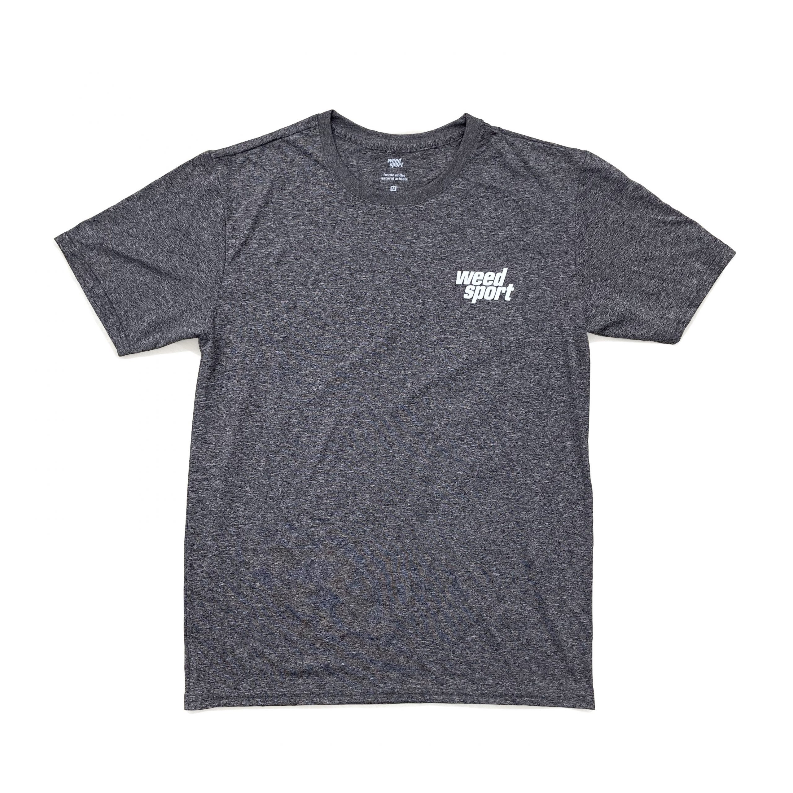 Performance Workout Tee (Charcoal)