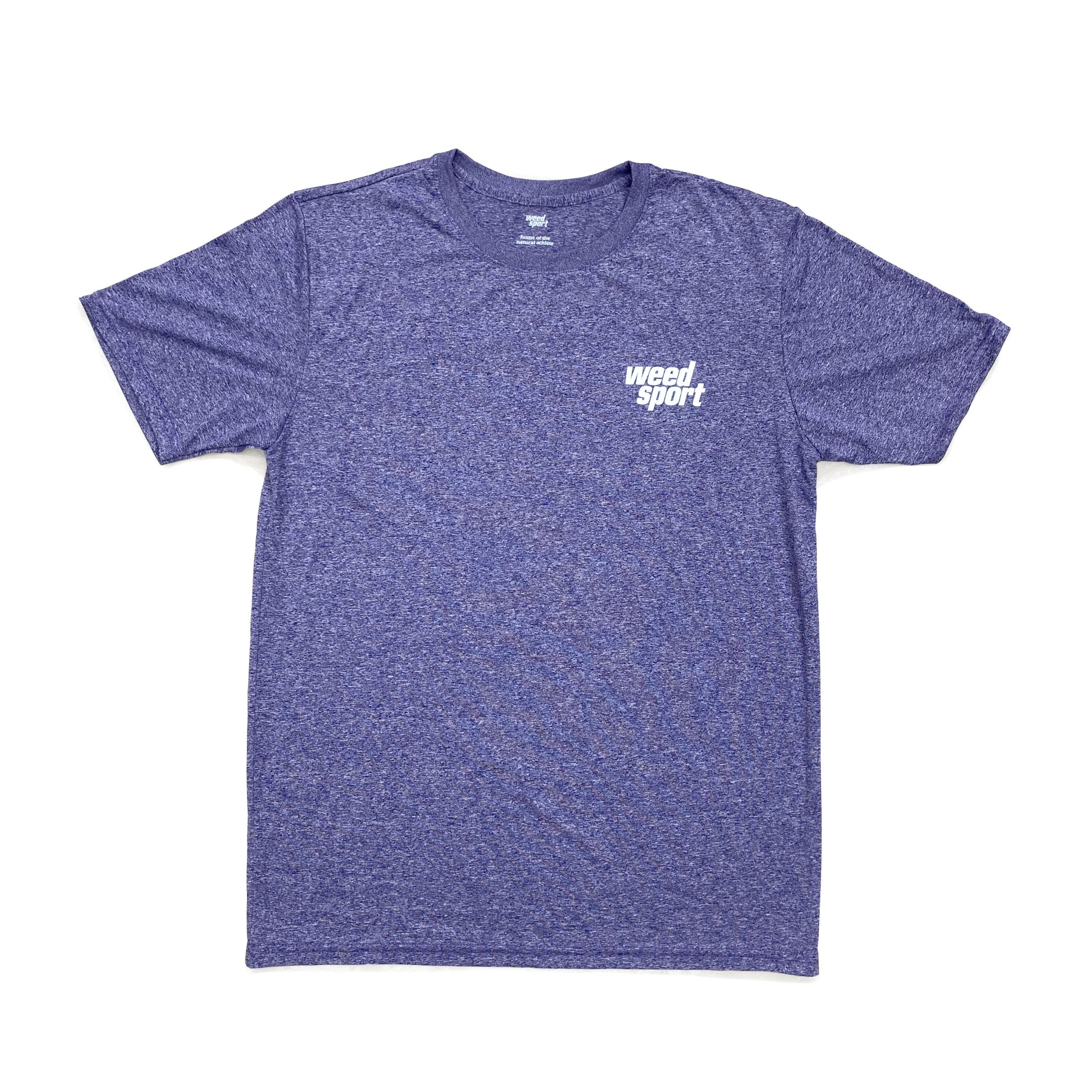 Performance Workout Tee (Purple)